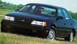 Ford Taurus Sho 1996 Ford Taurus Gen 1 Sho 1989