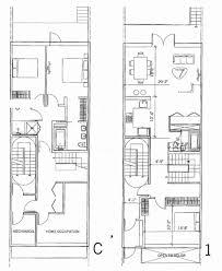 Typical Brownstone Floor Plan Inside Third U0026 Bond Week 6 Brownstoner