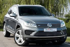 volkswagen touareg 2016 price used volkswagen touareg 2016 for sale motors co uk