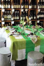 Nantucket Home Decor Lulu Powers Decorates An Autumnal Dinner Tablescape Designer Tips