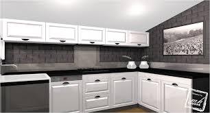 comment renover une cuisine cuisine et gris séduisant deco cuisine noir et gris idées