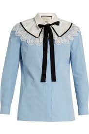 gucci tie neck shirt women u0027s clothing compare prices and buy online