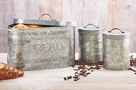 rustic kitchen canisters metal storage canister rustic kitchen coffee amici home rustic