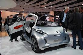 peugeot electric car peugeot bb1 concept at frankfurt motor show photos 1 of 6