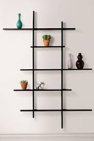 Tall Contemporary Display Shelf Display Shelves Display Home