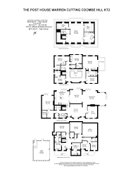 House Measurements 7 Bed Detached House For Sale In Warren Cutting Coombe Hill Kt2