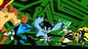 ben 10 ultimate alien intro hd