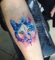 100 examples of cute cat tattoo tattoo tatoo and animal tattoos