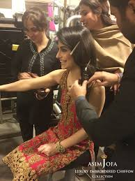 chiffon hairstyle outstanding latest hair style collection 2016 for modern girls 2