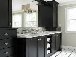 Black Vanity Bathroom Ideas by 75 Best Black Bath Vanities Images On Pinterest Room Bath