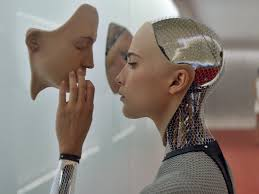 In Ex by How Ex Machina U0027s Ava Was Created On A Film With A Budget Of 10