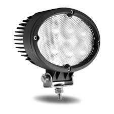 420 lumen led work light 6 super powered led work l flood beam 5400 lumens oval