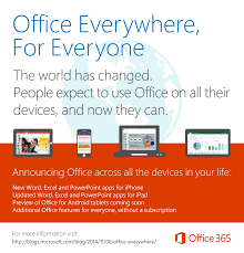 more office everywhere you it official microsoft blog