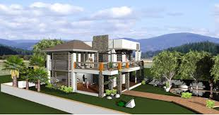 Design Your Own Home India Flat Roof House Plan And Elevation Kerala Home Design Floor Style