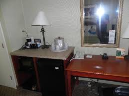 desk refrigerator and microwave picture of holiday inn saratoga