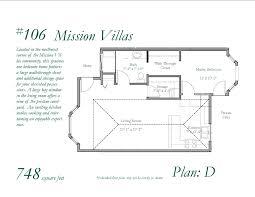 mission home plans floor plans mission villasmission villas