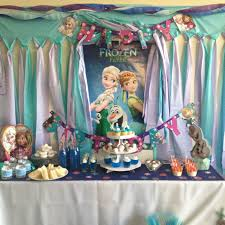 the pepper express frozen birthday party on a budget