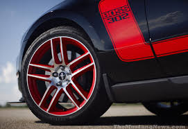 racing tires for mustang 2012 mustang 302 laguna seca is race ready
