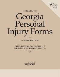 library of georgia personal injury forms fourth edition