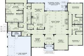 House Plans With Media Room 1 Story House Plans With Courtyard Home Act