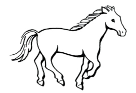 printable horse stencils printable horse stencils free printable