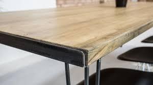 industrial hairpin leg desk hairpin leg dining table