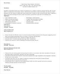 sample resume for restaurant server resume skills of waitress best
