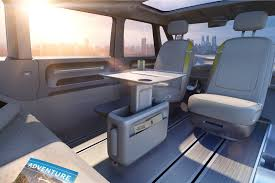 vw minivan vw microbus due in 2022 as electric minivan by car magazine