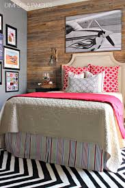 teen boy u0027s rustic traditional modern bedroom reveal dimples and