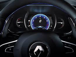 renault safrane 2016 interior renault megane gt 2016 cluster desing car interface pinterest