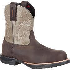 womens boots toe rocky lt s comfortable lightweight slate boot