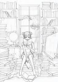 draw a room library room draw by seerdarker on deviantart