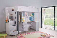 Lit Combiné Groupon Shopping Chambre Complete Pour Enfants Ados Avec Lit Mezzanine Bureau Et