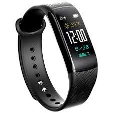 heart monitoring bracelet images Bracelet smart bracelet sports men and women heart rate blood jpg