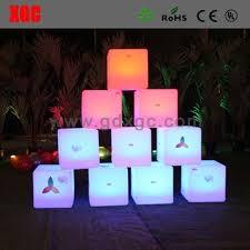 Led Outdoor Furniture - otobi furniture in bangladesh price glow led rgb cube glow outdoor