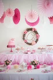 princess decorations to show the impressive home