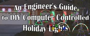 the engineer s guide to diy computer controlled lights