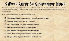 ten fun scavenger hunt ideas for your kids my kids u0027 adventures