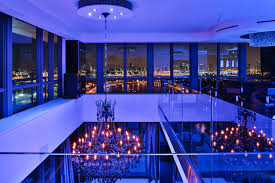 miami penthouse mancave gameroom luxury living contemporary