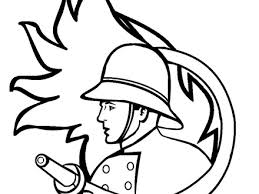 free fireman firetruck coloring pages coloring pages fire
