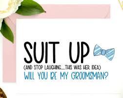 invitation for bridesmaid bridesmaid card asking card of honor