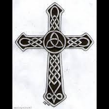 cros tattoo celtic cross tattoo designs for men cool tattoos bonbaden