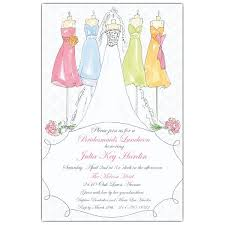 bridesmaid luncheon invitations 32 best invitations images on bridesmaid brunch