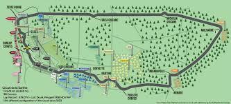 map of le mans le mans 2013 a r s e