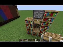 astounding how to make bookshelf minecraft 48 in ikea ladder