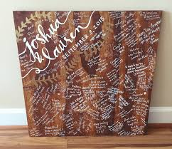wedding guest book sign forever fireflying wedding diy wood guestbook