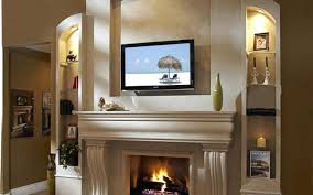 modern fireplace remodel before and after stovers