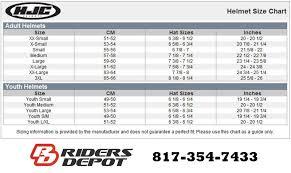 youth motocross helmet size chart chart riding helmet size chart