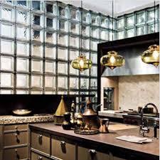 brique de verre cuisine briques de verre pavés de verre revêtements en verre seves