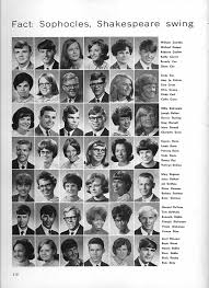 high school yearbooks columbus high school chs 1967 yearbook log seniors columbus